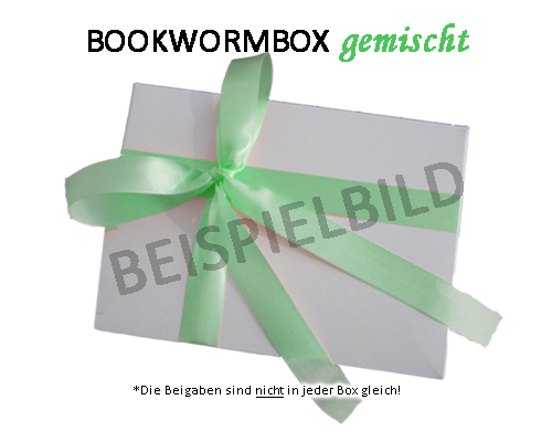 Bookwormbox gemischt